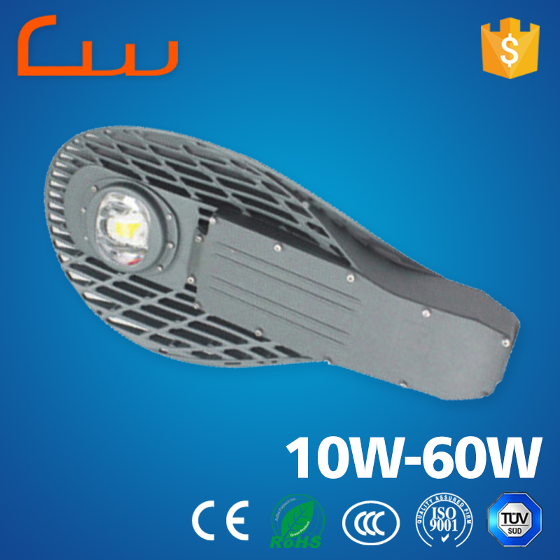 Cheap price 60W cob ip65 LED lighting luminaire with meanwell
