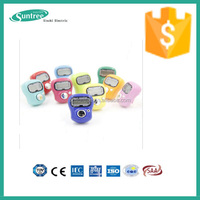 Counter various colors finger tally counter