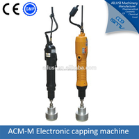 manual plastic bottle capper electrical capping machine for screw cap