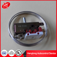 JJHT High Quality Deep Freezer Refrigerator Bimetal K50 Ranco Thermostat