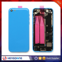 Custom case for iphone 5c back cover housing replacement
