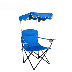 Response Rate 100% Heavy Duty Hiker Camp Fishing stylish chair folding rivets camping mini floor