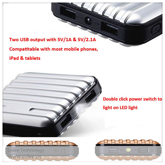 2014 products legoo mobile charger 8000mah power bank for acer