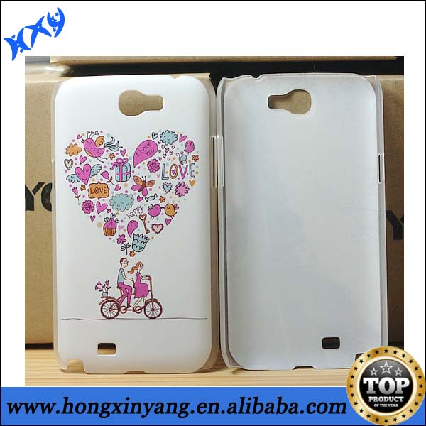 loving couple hard PC mobile phone case for samsung galaxy s4
