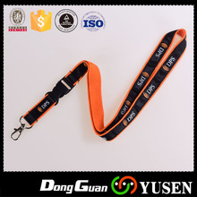 New Products on China Market Cheap Custom Lanyard No Minimum Order With Any Hook