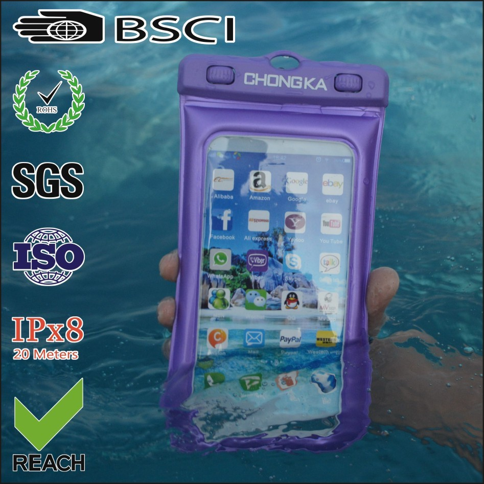 Factory price cute waterproof case for samsung galaxy s2