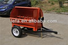 Agricultural stone spreader for Europe Market