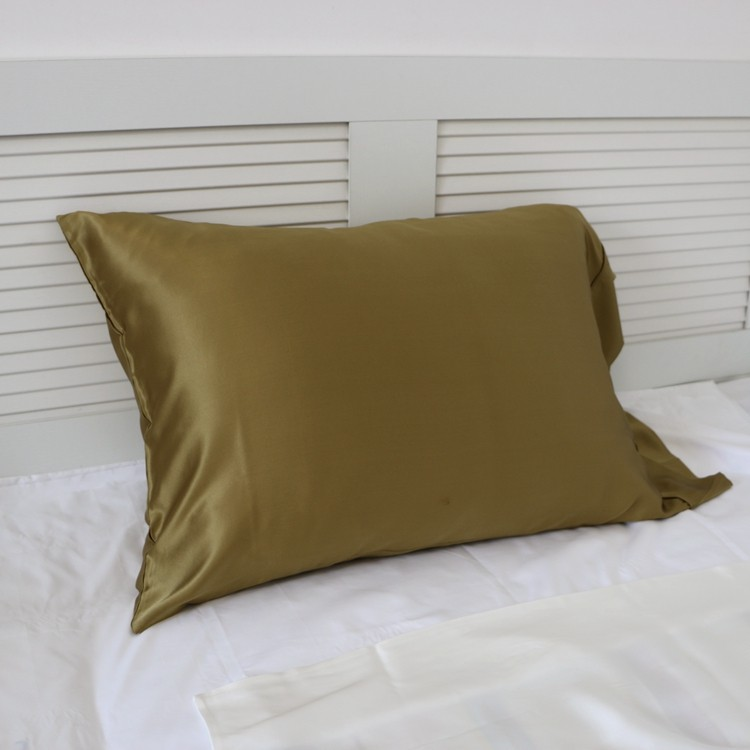 Luxury Alibaba Custom Colorized Natural Satin Silk Handmade Cover