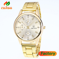 2018 The most popular gold men's watch with high quality on sale