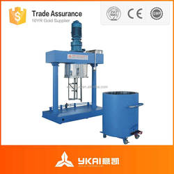YLS adhesives and sealants Hydraulic Distributing diluter Machine, sealants packing machine