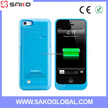 OEM 2200mAh for iPhone 5 5S 5C battery case, For iPhone 5 5S 5C charger case
