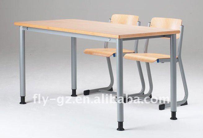 Universidad estudiantes de muebles silla marco de metal for Silla universidad