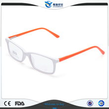 CIYUAN Brand Name Cheap Newest Design White Acetate Spectacle Optical Frames