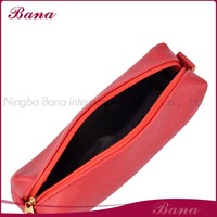 Popular for the market wholesale canvas cosmetic bag