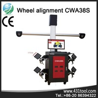 CWA38S with Mulit-language auto repair & maintenance machine