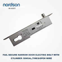 Lock With Magnetic Feature Weatherproof Auto Door Bolt Electric