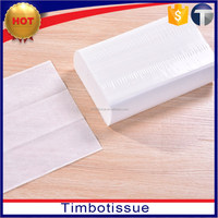 Good quality cheap colored bamboo paper hand towels