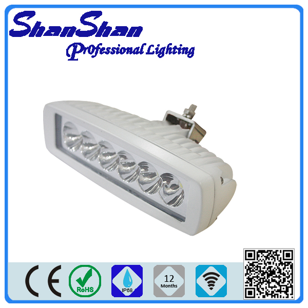 15w auto daytime running led light, leddriving light auto car accessory,offroad led light bar ,ss-1006