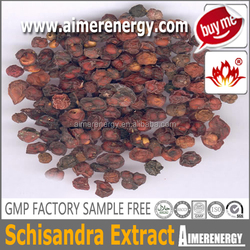 China Supplier Schisandra Berry Extract Exporter FDA