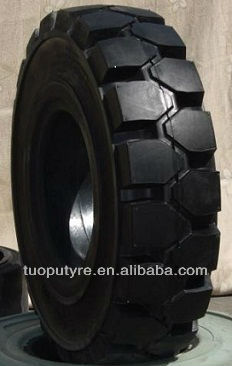 solid tire 10.00-20 for Yale High Capacity Forklift Trucks