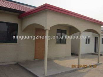 Prefabricated Steel Villa with Energy Saving Sound Resistance and Heat Insulation Features