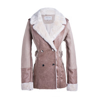 Factory price custom high quality winter coat women