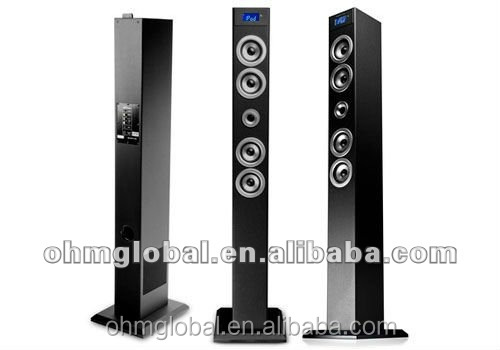 OHM-1608i 2.1CH integrated subwoofer Bluetooth floor standing speakers
