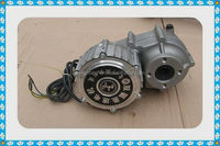 Prominent three wheel motorcycle reverse gear
