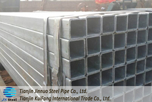 Plastic low price gi mild square steel tube galvanized pipe with thread and flange made in China