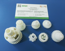 Plastic injection durable Motor Spur gears