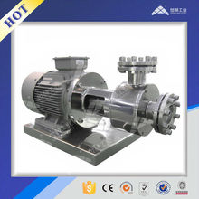 Continuous inline high shear mixer