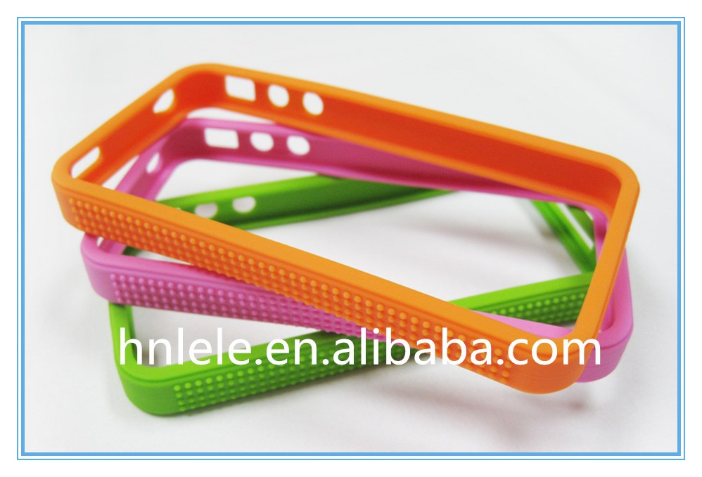 Good Quality and Cheap Custom Silicone Mobile Phone Cover