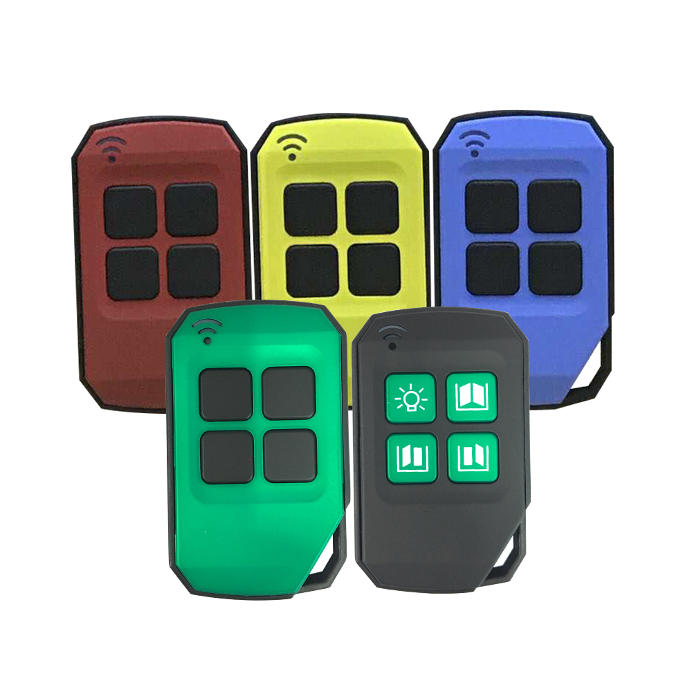 Shenzhen Yaoertai factory wireless 4 button Remote Control Cloner/Duplicator Rolling Code 433.92MHz YET2129