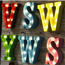 led illuminated wedding event letter light up letters wedding decorate letter