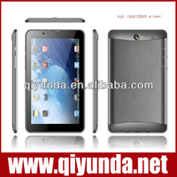 7 inch best android tablets 2013 mtk 6577 1.2ghz dual core mtk6577 phone android