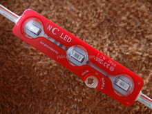 Red light LED 5730 injection advertising lighting module