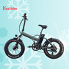 Husky, newest foldable fat tire electric bike bicycle
