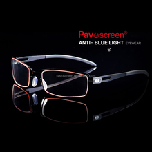 Pavoscreen anti-blue light eyewear/gaming glasses/computer glasses zhuhai