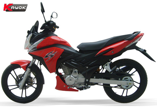 150cc racing motorcycle, 150cc sports bike KM150GS-2