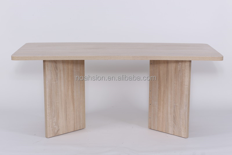 Wholesale Wood Rustic Furniture Extending Dining Table