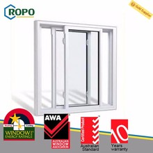 Proper price top quality pvc sliding windows,pvc roof windows,pvc windows