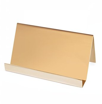 Business Card Organizer Display Box Vintage