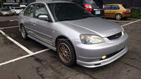 2001 Used Left Hand Car For Civic