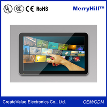 10 inch supper thinner small RI touch screen all in one pc display