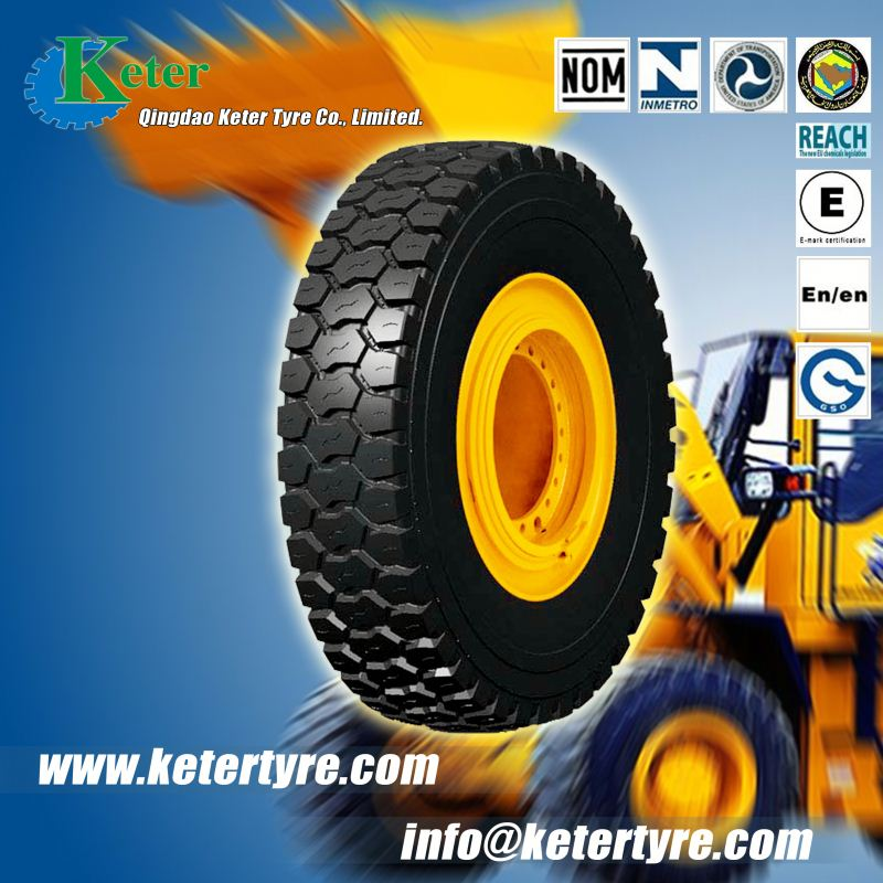 High quality retread tyres, Keter Brand OTR tyres with high performance