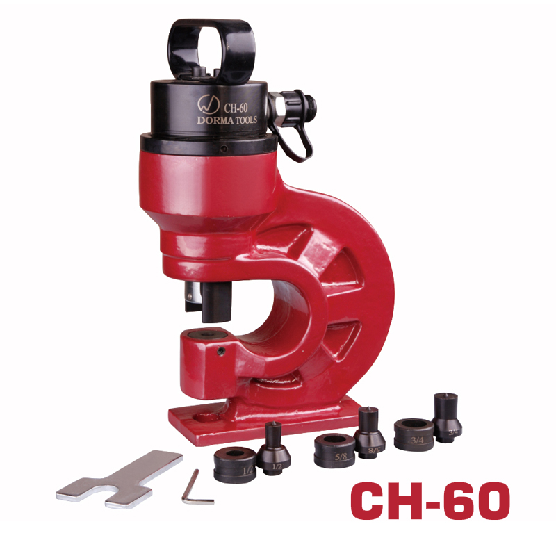 CH-60 Hydraulic Metal <strong>Hole</strong> Punching Tools