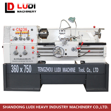 C6136 mini hobby lathe machine easy operation bench lathe/small metal lathes for sale