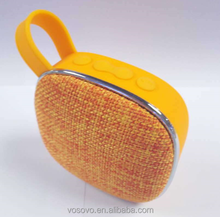 Wireless Portable MINI Solid woven fabric Speaker Music Sound Box Subwoofer Loudspeakers For <strong>Mobile</strong> <strong>Phone</strong>