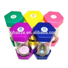 Hexagon Shape Plastic Sand <strong>Timer</strong> 1 Hour Hourglass Factory