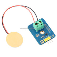 Ceramic Piezo Vibration Sensor Module for Arduino